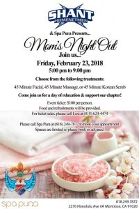 Mom's Night Out @ Spa Pura