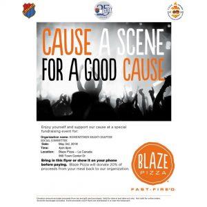 Blaze Pizza @ Blaze Pizza - La Canada
